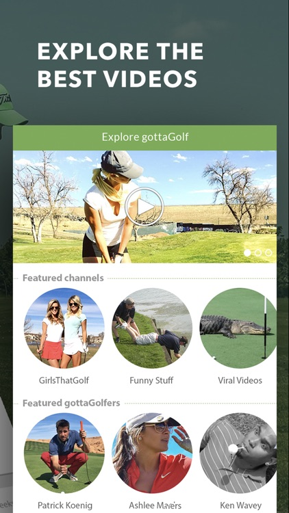 gottaGolf screenshot-4