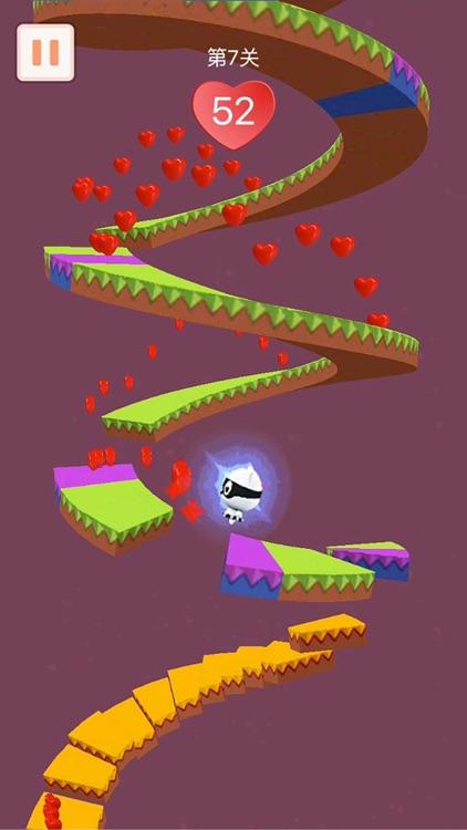 球球冲冲冲 - 球球跳跃小游戏 screenshot-4