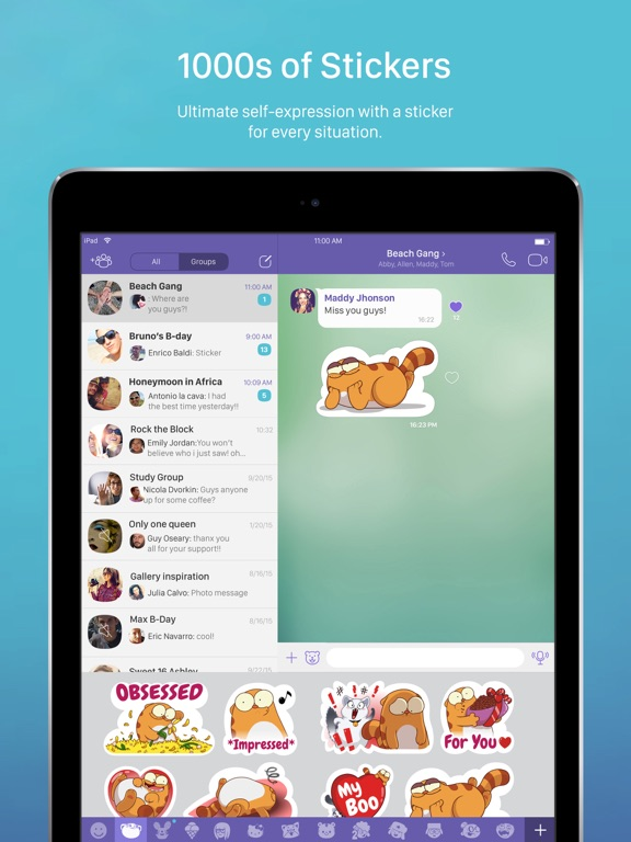 Viber Messenger: Chats & Calls - Revenue & Download estimates