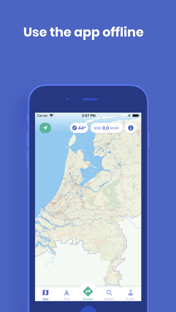 Nautical Charts App for iPhone - Free Download Nautical Charts for
