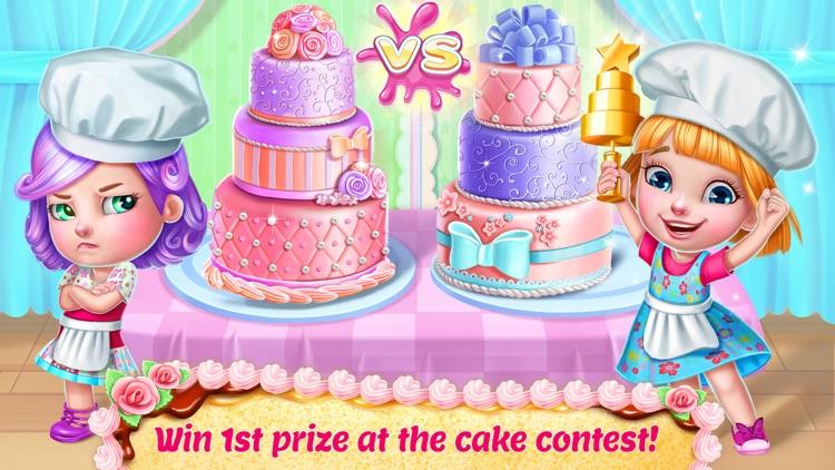Real Cake Maker 3D Bakery screenshot-3