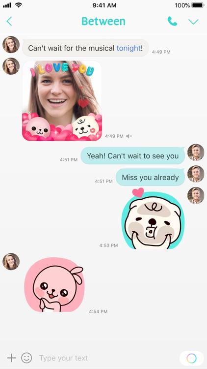 Between, The App Couples Love