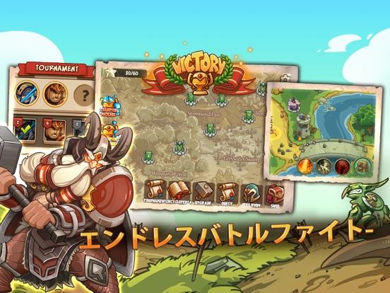 Empire Warriors: Tower Defenseのおすすめ画像6