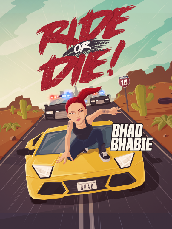 iPad Image of Ride or Die!