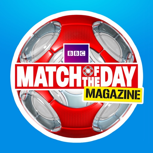 BBC Match of the Day Magazine icon