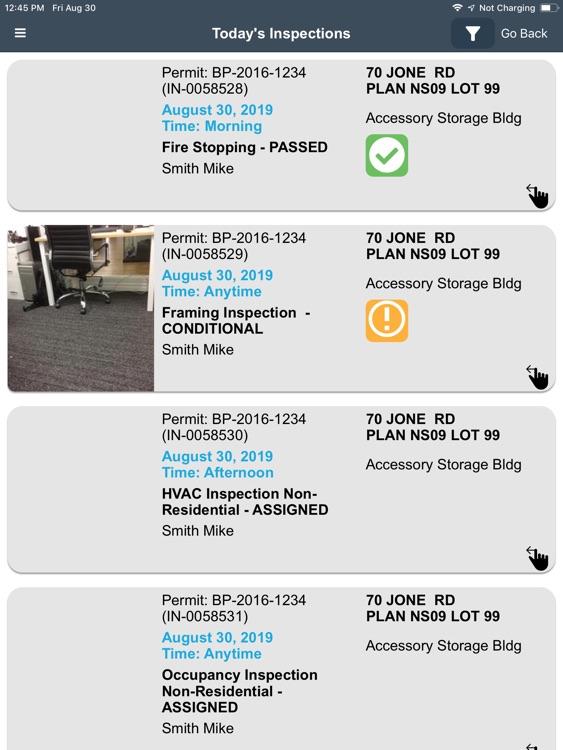 Inspection Manager screenshot-5
