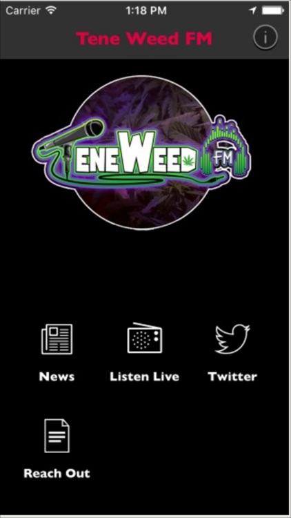 Tene Weed FM screenshot-3