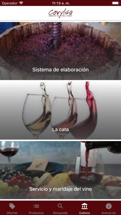 Covylsa Vinos y Licores screenshot-6