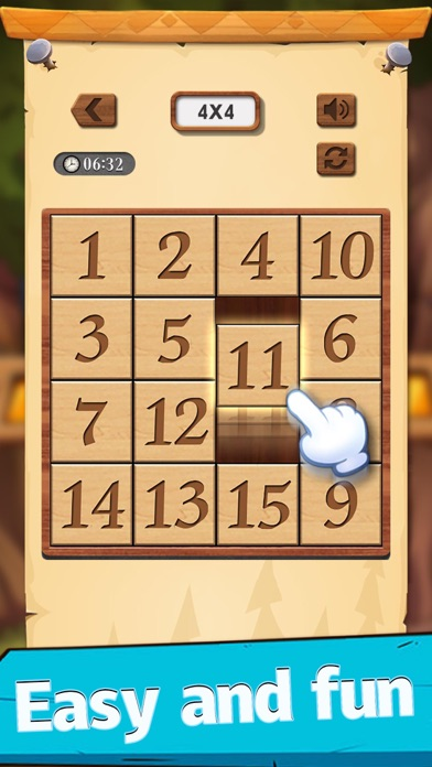 Numpuz:Slide Puzzles Games for windows pc