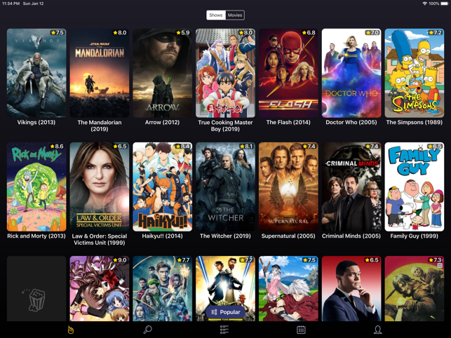 TVSofa released for iOS - New TV Show and Movies Tracking App Image