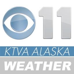 KTVA 11 Weather