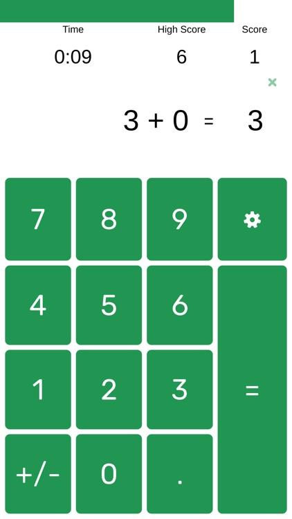 Math Duel: Split Screen Game screenshot-3