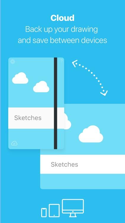 Tayasui Sketches Pro screenshot-7