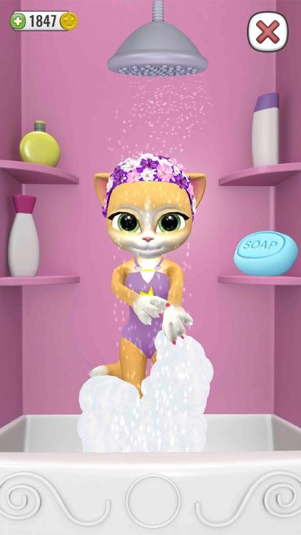 My Talking Cat Emma screenshot-0