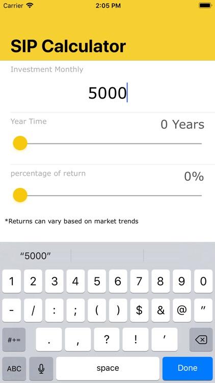 Finance-Calculator screenshot-3