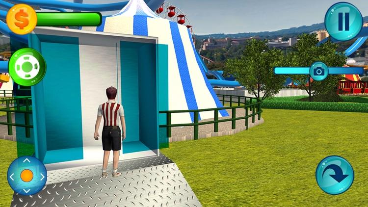 Water Park Slide : Uphill Rush screenshot-6