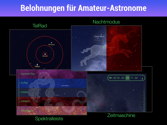‎Star Walk - Sternenhimmel Screenshot