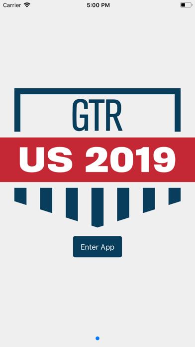 GTR Events app image
