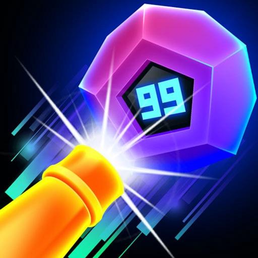 Neon Blaster Shooter icon