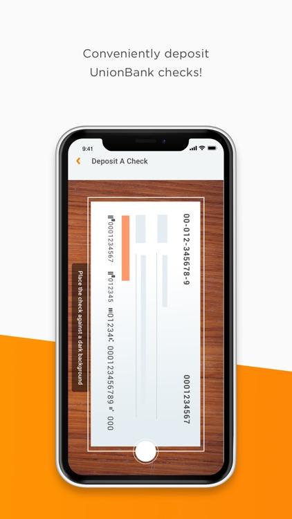 UnionBank Online screenshot-4