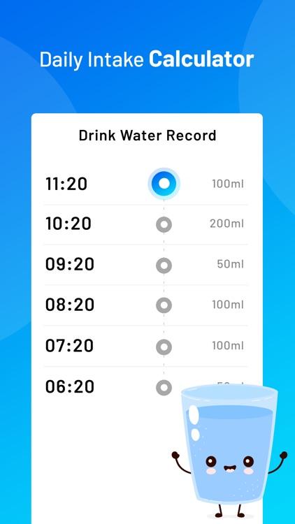 Drink Water Reminder | Tracker screenshot-3