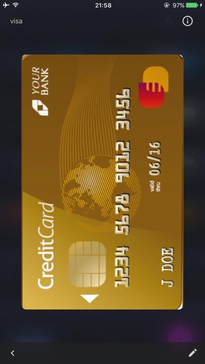 Cards2 : lighten your wallet