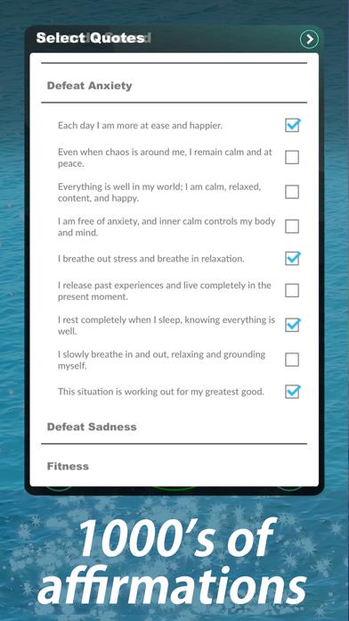 Positive Affirmations App screenshot 6