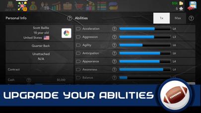Football Superstar: US Edition screenshot 3