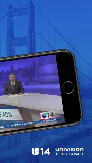 Univision 14 Área de la Bahía screenshot 2