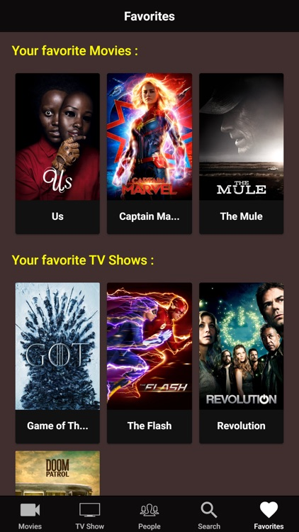 Cyberflix Movies and TV Shows screenshot-9