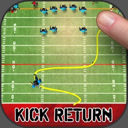 Ted Ginn: Kick Return