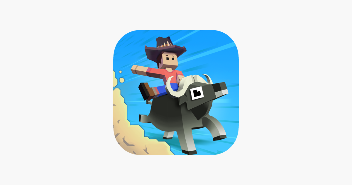 ‎Rodeo Stampede: Sky Zoo Safari