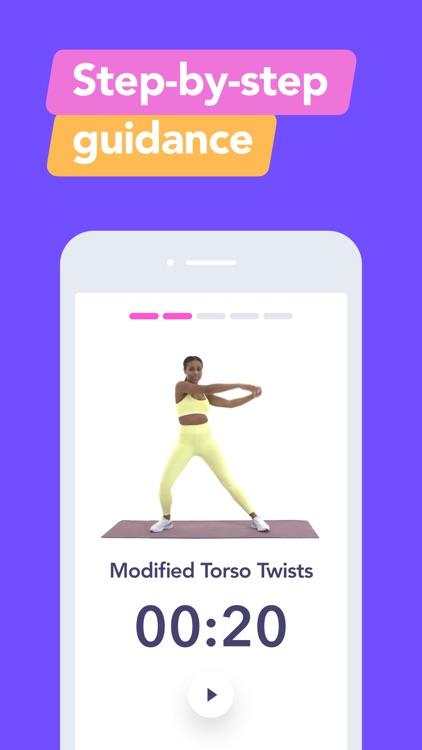 Fitingo®- Weight Loss Workouts screenshot-6