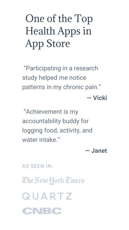 Achievement - Reward Health screenshot-3