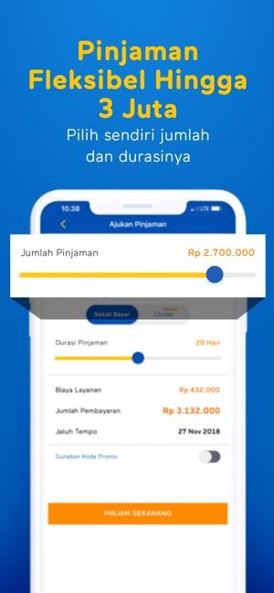 UangTeman di App Store