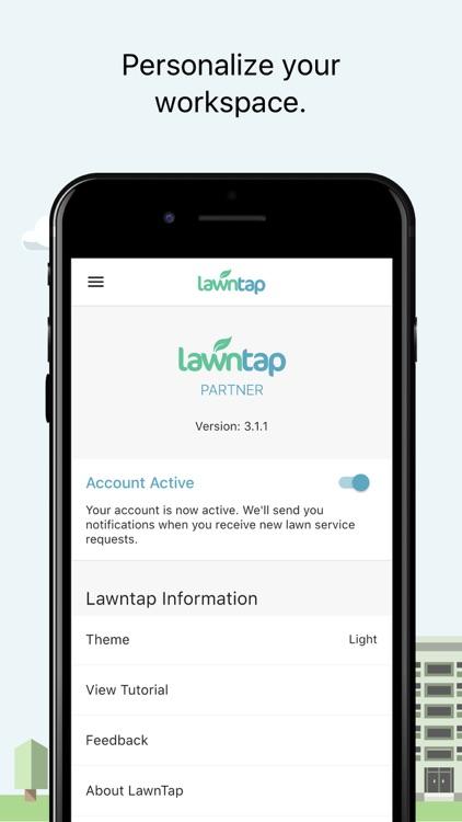 LawnTap Partner screenshot-3