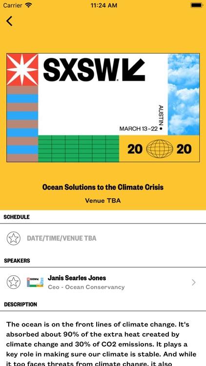 SXSW® GO - Official 2020 Guide screenshot-4