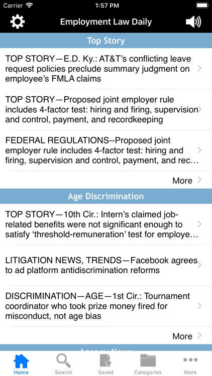 Employment Law Daily