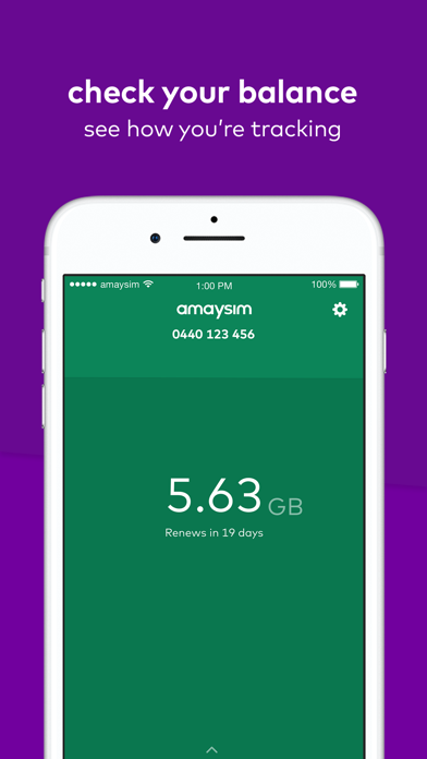 Download amaysim for Pc
