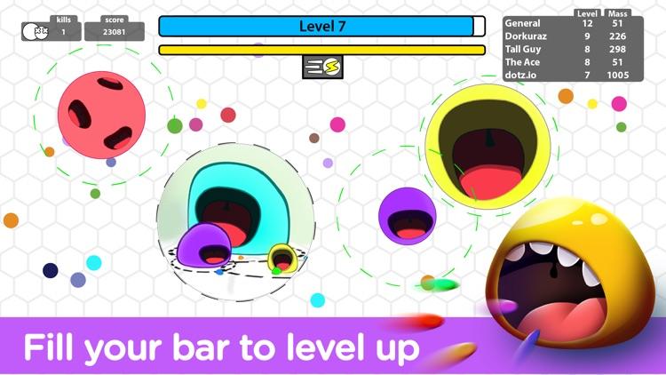 Dotz.io Dots Battle Arena screenshot-0