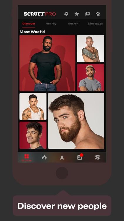 SCRUFF - Gay Dating & Chat screenshot-3
