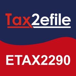 Etax2290 - E-File Form 2290