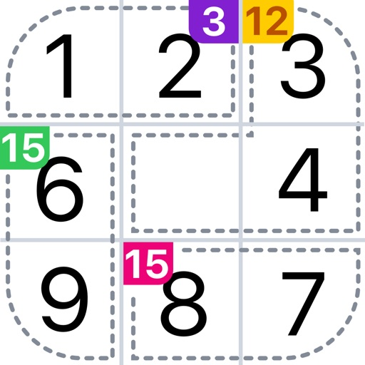 Killer Sudoku by Sudoku.com icon