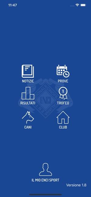 Enci Calendario Prove.Enci Sport Su App Store