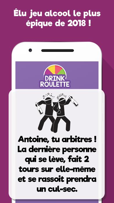 Drink Roulette ! Jeu a boire
