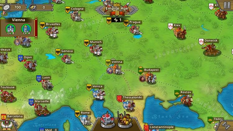 European War 5: Empire screenshot-3