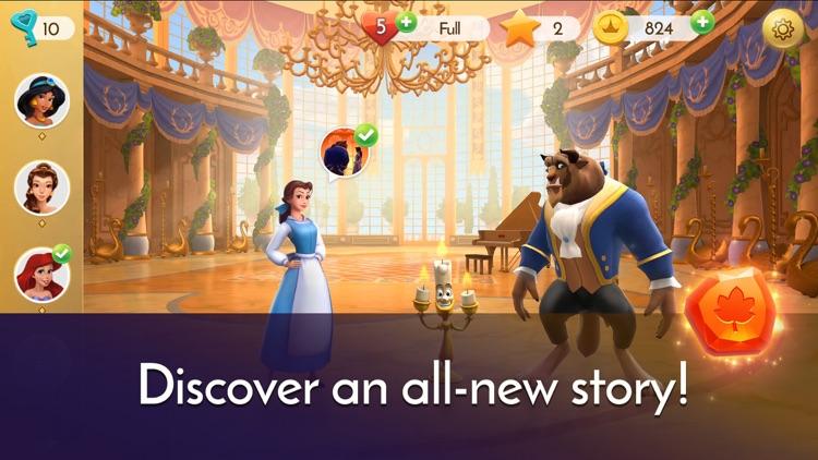 Disney Princess Majestic Quest screenshot-3