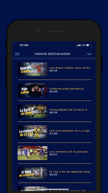 Tigo Sports Guatemala screenshot-2
