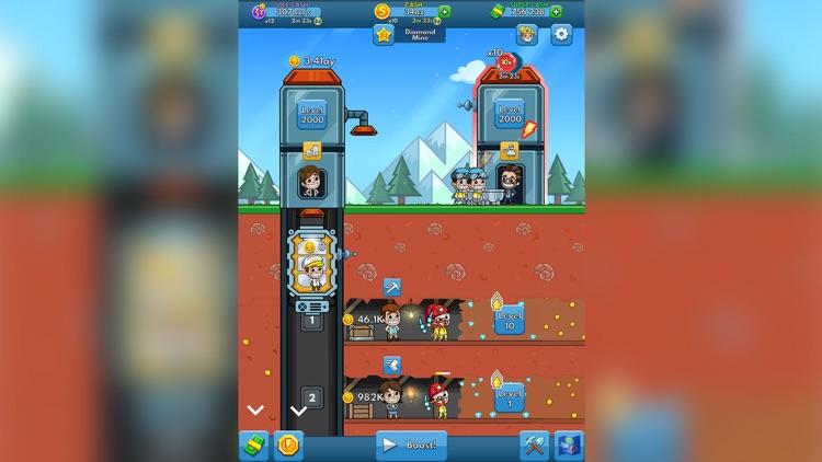 Idle Miner Tycoon: Cash Empire screenshot-8