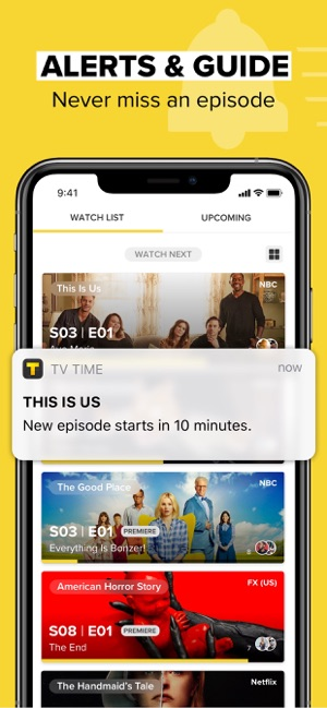 TV Time - Track What You Watch on the App Store